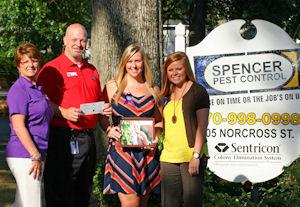 Photo: Spencer Pest Services