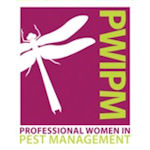 Logo: Professional Women in Pest Management (PWIPM)
