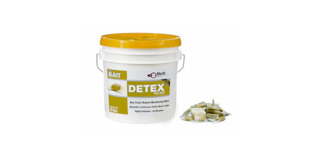 photo: Detex