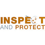 Logo: Inspect and Protect