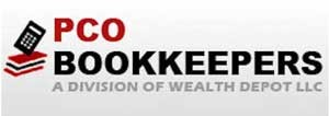 Logo: PCO Bookkeepers