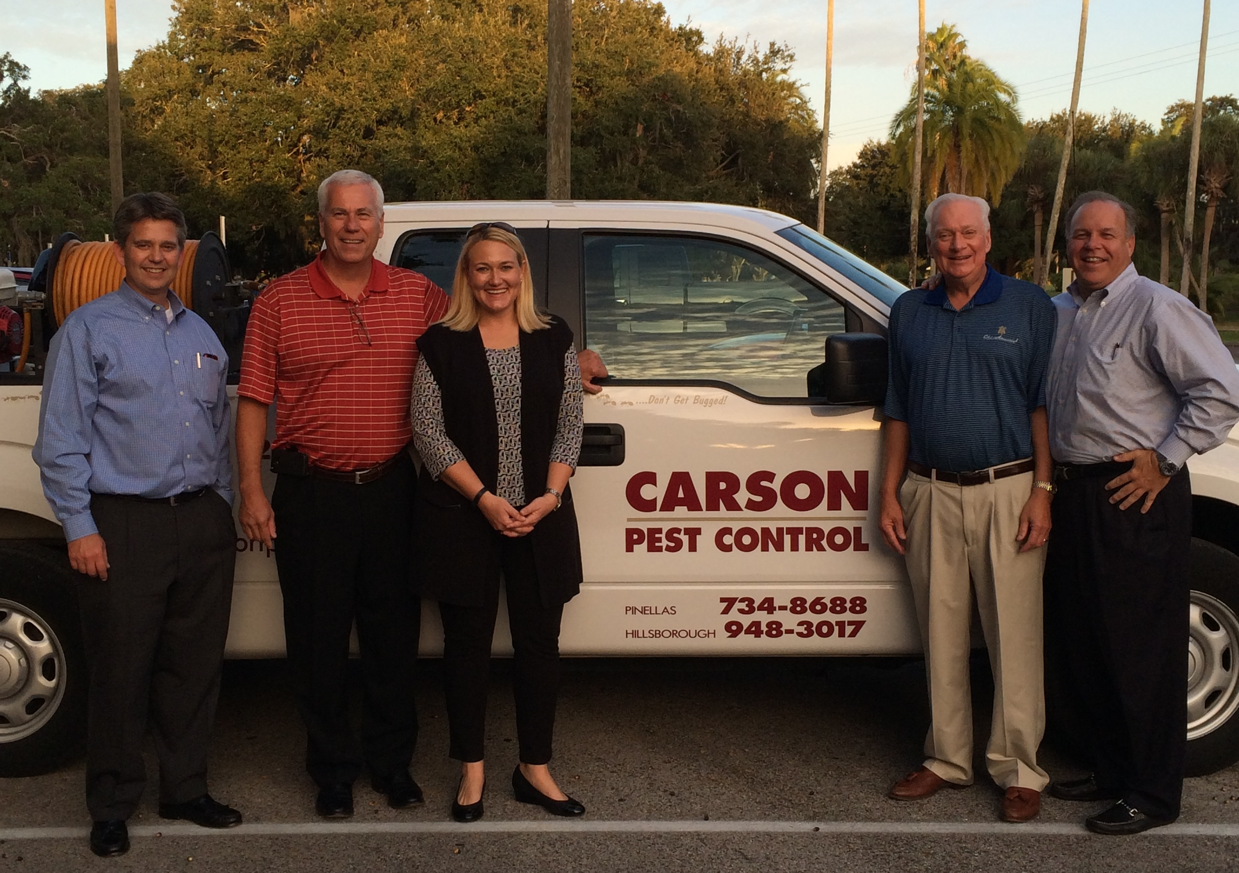 Arrow Exterminators Acquires Carson Pest Control