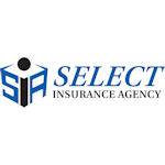 Logo: Select Insurance Agency