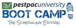 Logo: PestPac Boot Camp