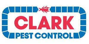 LOGO: CLARK PEST CONTROL
