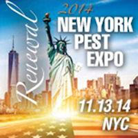New York Pest Expo 2014
