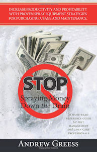 Cover: STOP Spraying Money Down the Drain