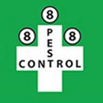 (888)PESTCONTROL logo