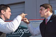 Kurt and Eric Scherzinger