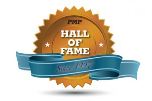PMP Hall of Fame logo