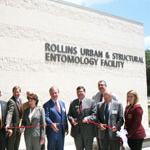 Rollins Ribbon Cutting