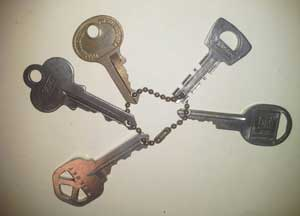 Aggie keys