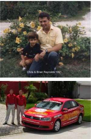 Brian Chris Reynolds