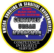 NWCOA Marksman badge