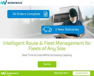 Photo: WorkWave Fleet