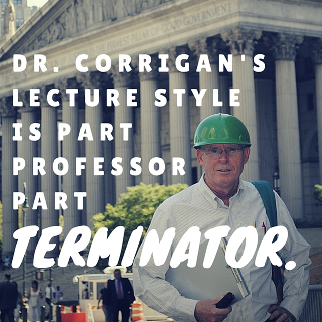 Dr. Robert Corrigan