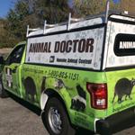 Animal Doctor truck