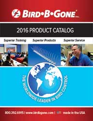 Bird-B-Gone catalog