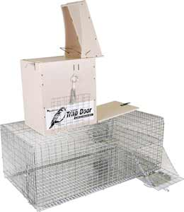 Bird Barrier trap