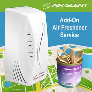 Air-Scent dispensers