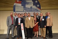 The Ohio caucus of the 2016 NPMA Legislative Day