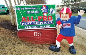 photo: All Pro Pest Services