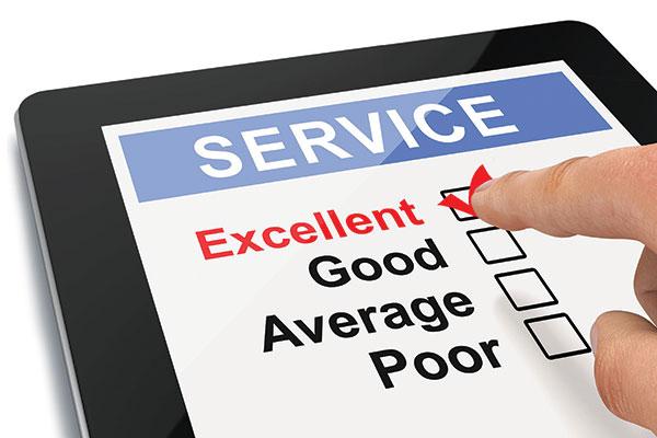 customer service survey. PHOTO: iStock.com/frender