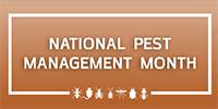 Pest Management Month
