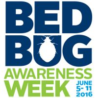 logo: Bed Bug Awareness Week