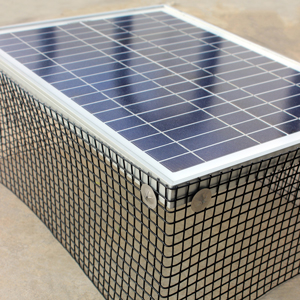 Bird B Gone solar panel kit