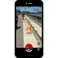 screenshot: pokemon go