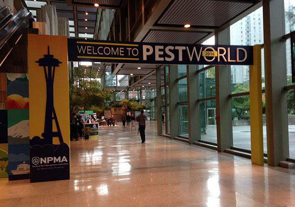 PestWorld 2016 Credit: PestWorld