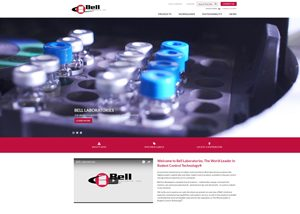 Bell Labs Website Credit: Bell Labs