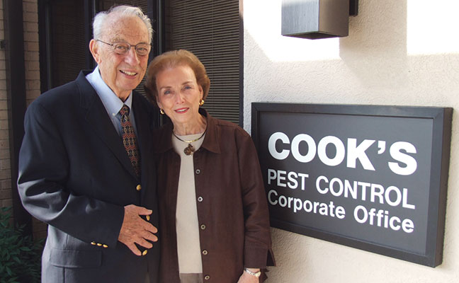 Marvelous Jo And John Cooku0027s Long And Happy Marriage Was Also A Successful Business  Partnership. Photo