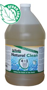 InVade Natural Clean