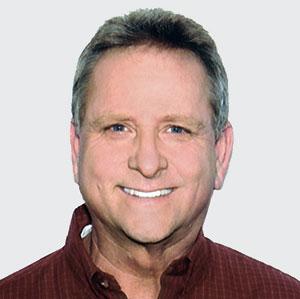 Don Stetler, Sales Representative, Ensystex