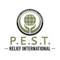 P.E.S.T. Relief Logo