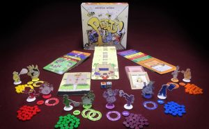 Pests! Board game