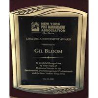 Bloom NYPMA award