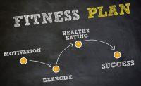 Fitness plan. Photo: iStock.com/gguy44