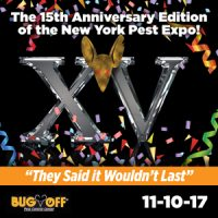2017 Bug Off PC Center Expo