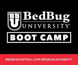 Bed Bug Boot Camp