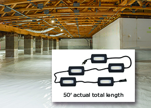 Crawlspace Depot: LED String Light