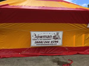 Bowman banner