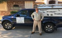 Jerry Vance is owner of Discreet Pest Control, Mesa, Ariz. Photo: Discreet Pest Control