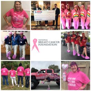 Arrow Breast Cancer Awareness