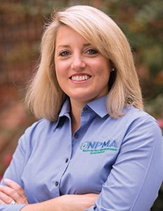 Alexis Wirtz, CMP, Vice President of Conventions and Meetings, NPMA