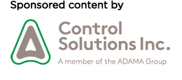 Logo provided by Control Solutions Inc.
