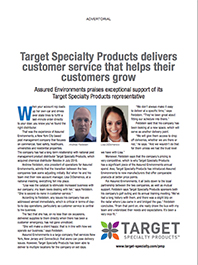 Nov. 2017 Target Specialty Products