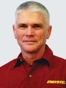 Headshot: Dennis Neal, Technical Representative, Ensystex